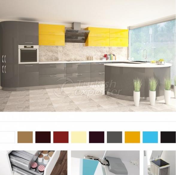 Mutfak Mobilya-Dekorasyon ARC