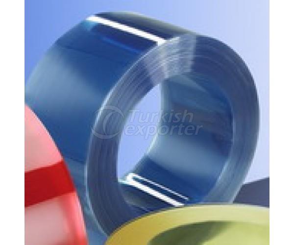 Cortina de tira de PVC