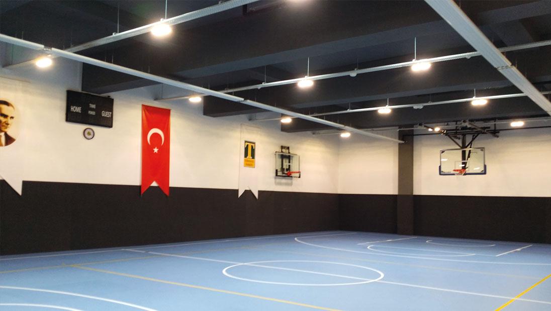 Sport Equipments - Sports Hall
