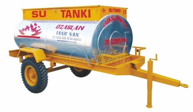 Water Tank 2 Ton - 6 Ton