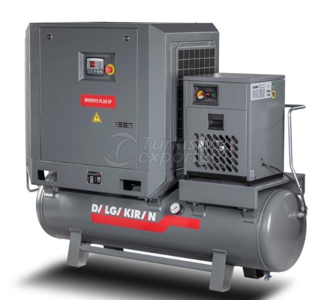 Screw Type Compressors-Inversys Plus Series