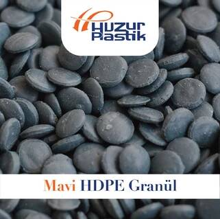 Blue HDPE Granule