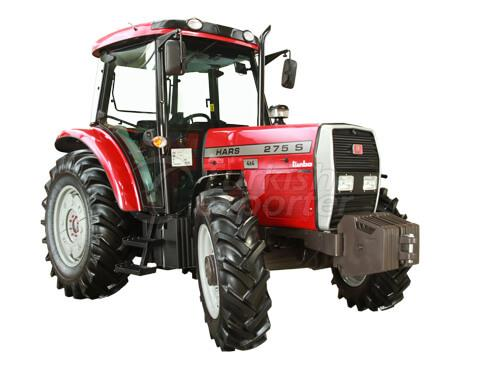 275 S 4 WD Kabinli Traktör
