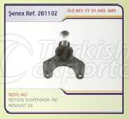 Renault Auto Spare Parts