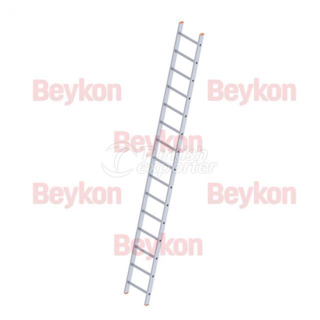 Escalera deslizante industrial 5m