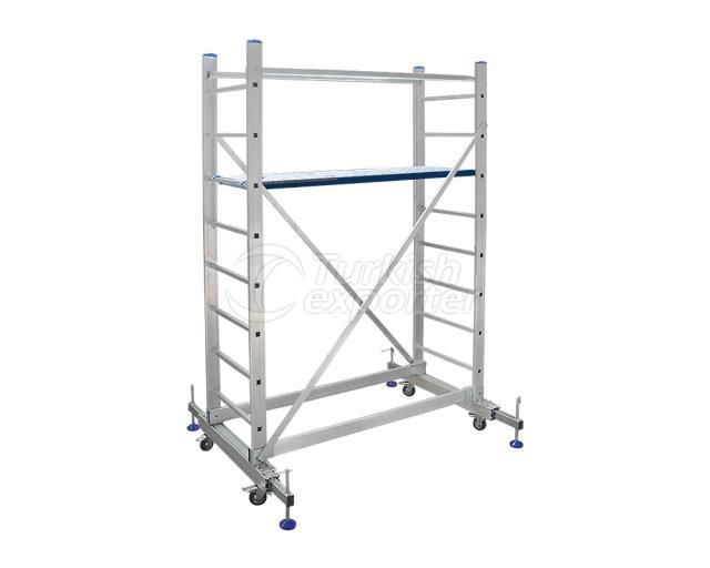 Aluminum Single Scaffolding