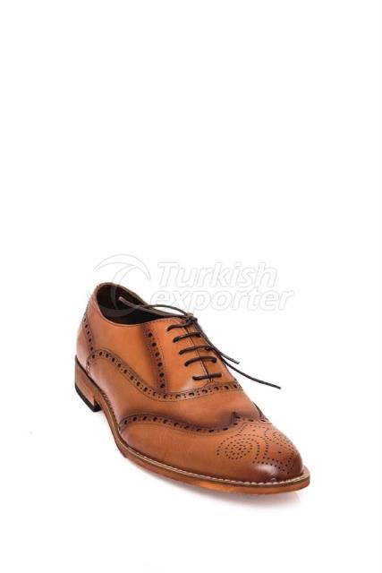 WSS Wessi Italian Leather Shoes
