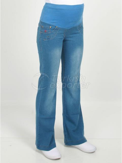 Maternity Wear Flared Jeans