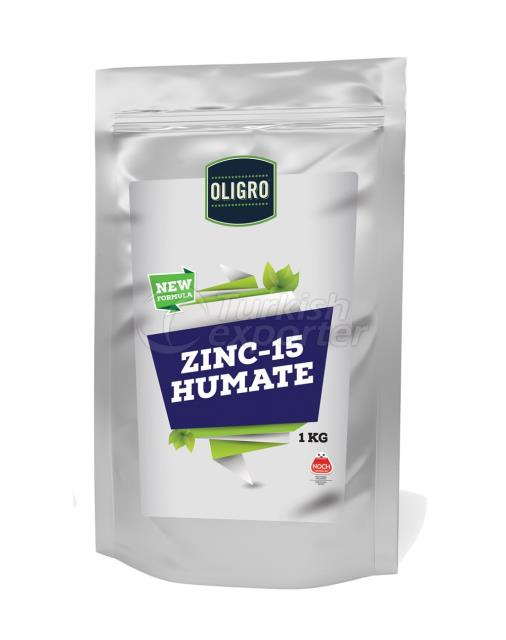 Oligro Zinc 15 Humate