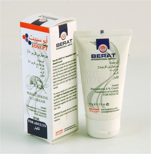 Permethrin 2.5% Cream 50 Gr