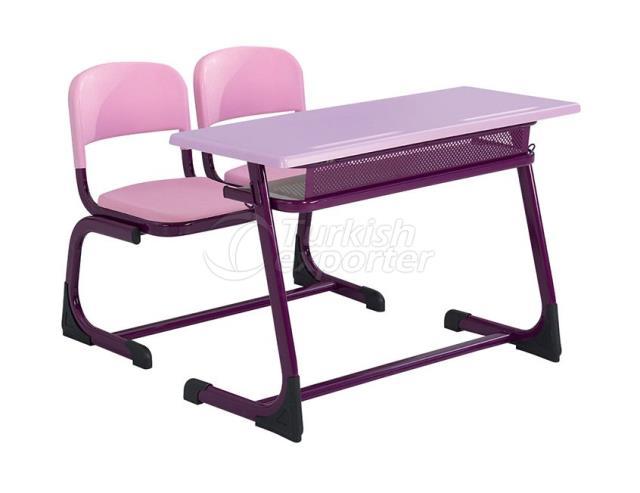 Desks OK-104 delik sacli