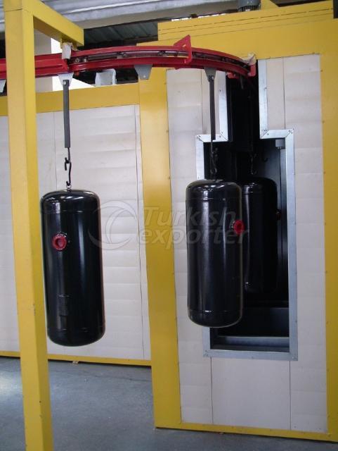 Cylinder Type Auto Tanks
