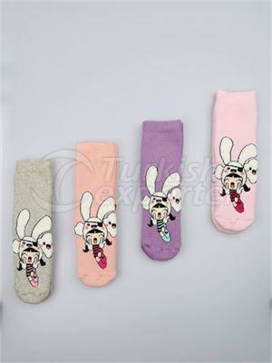 Kids' Socket Socks - 15534 (K06)