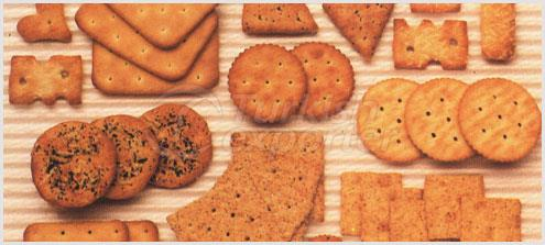 Hard- Dough Biscuit Production Line