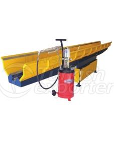 Duct Zipper Machine With Silicon
