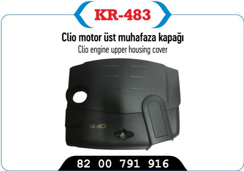 CLIO MOTOR UST MUHAFAZA KAPAGI