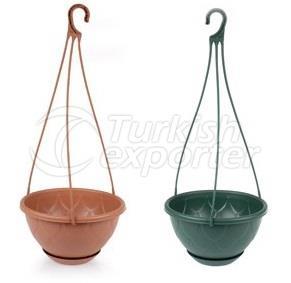 Macrame Pot