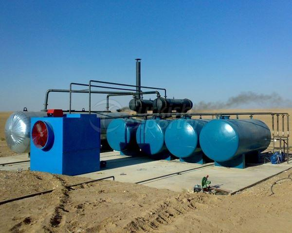 Ham Petrol Batch Sistemler