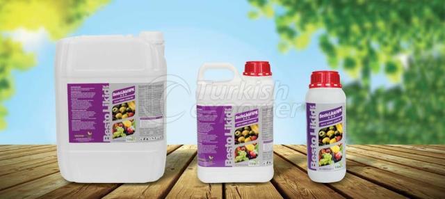 Liquid Fertilizers - BESTO LIKID NPK
