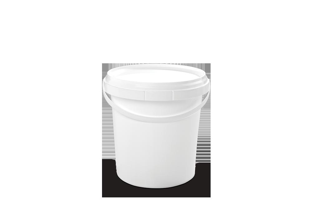 Plastic Container 0,9 LT