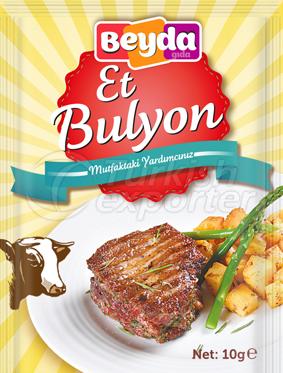 Flavored Boullion