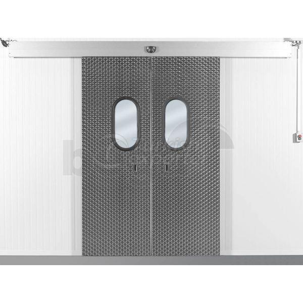 Sliding Photocell Service Doors