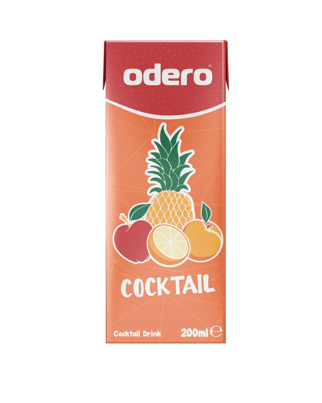 Cocktail Mix Fruit Juice Best Price in Tetra Pak 200 ml