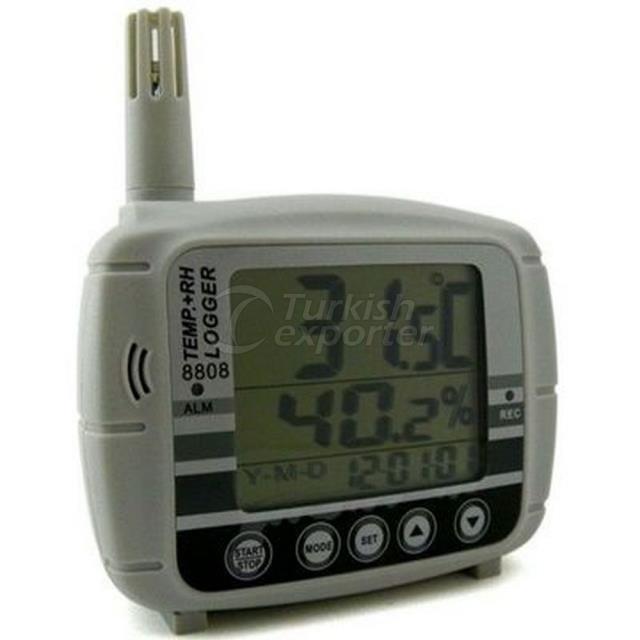 Temperature - Humidity Datalogger