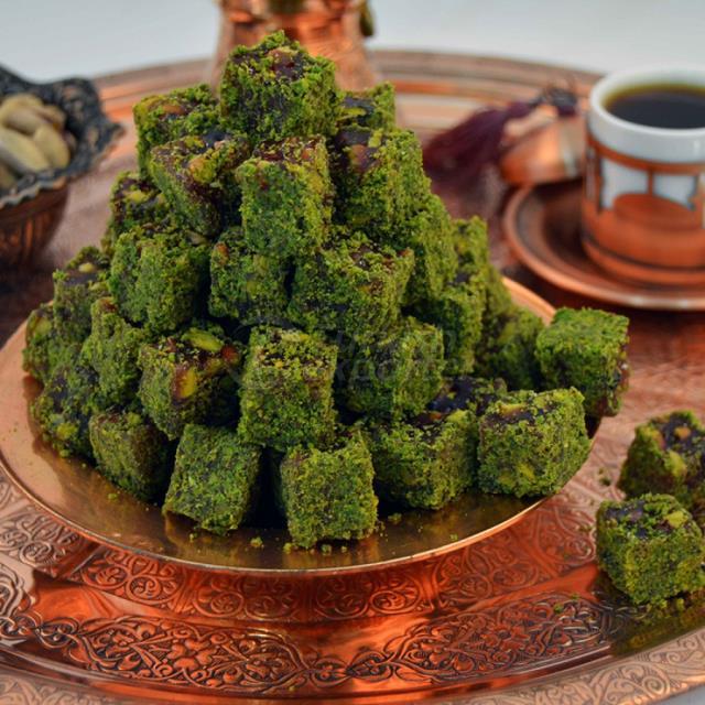 Double Roasted Turkish Delight
