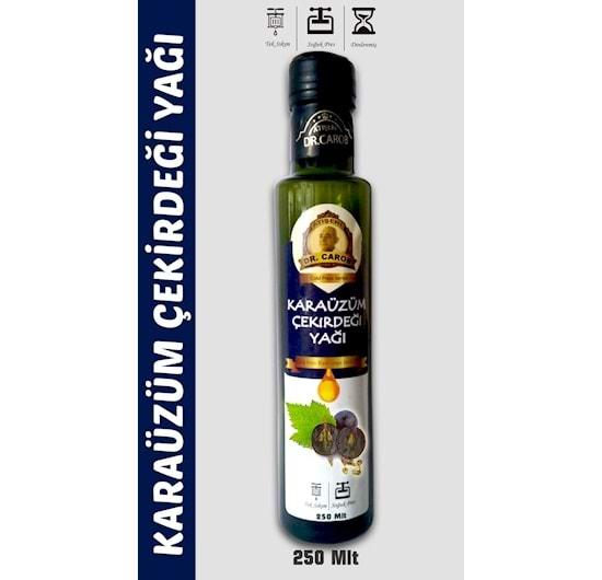 Black Grape Seed Oil 250ML
