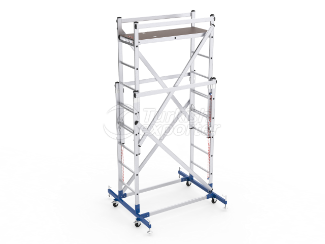 2 parts Scaffolding