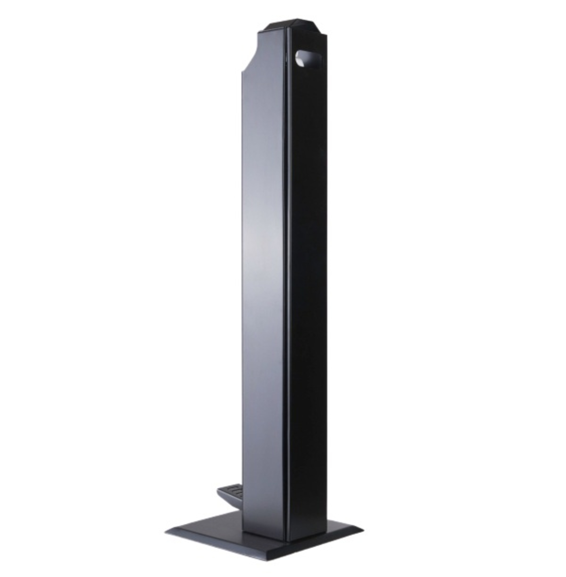 Antdecor Foot Disinfectant Corona Virus Stand (with Pedal) Black