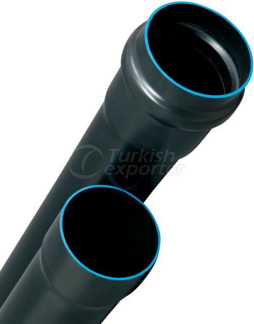 u-PVC Clean Water Pipes