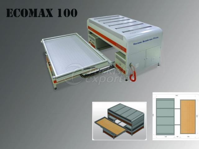 Membrane And Vacuum Press ECOMAX 100