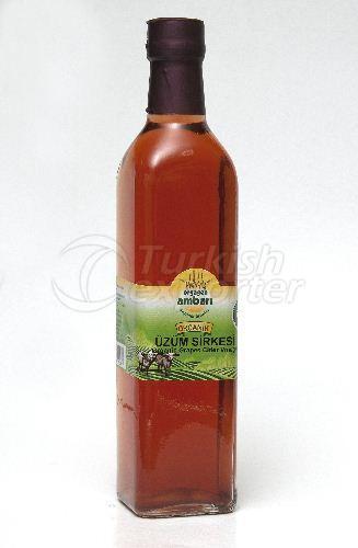 Organic Grape Vinegar 500 Ml