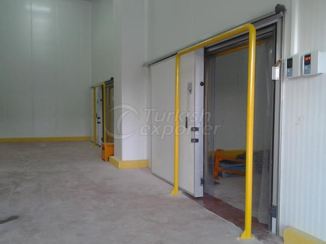 Cold Room Sliding Doors