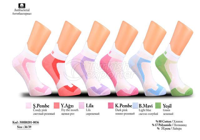 Women Socks M0B0201-0036
