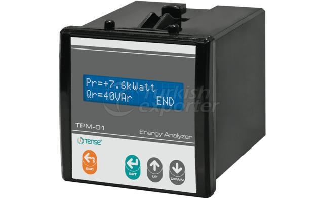 Energy Analyzers TPM-01