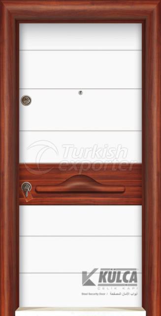 D-2012 (PVC STEEL DOOR)