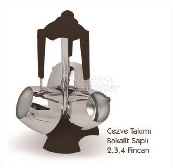 Mercan Coffee Pot Sets 48