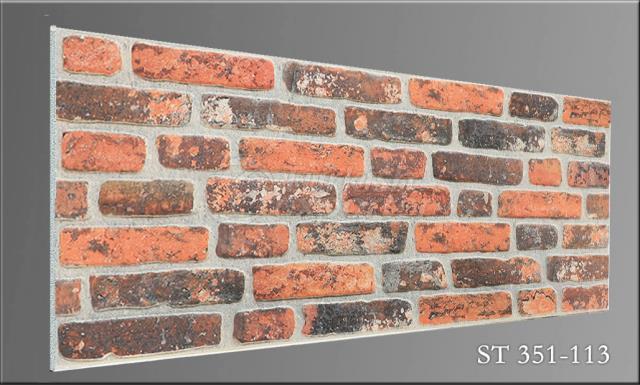 Wall Panel Strotex Brick 351-113