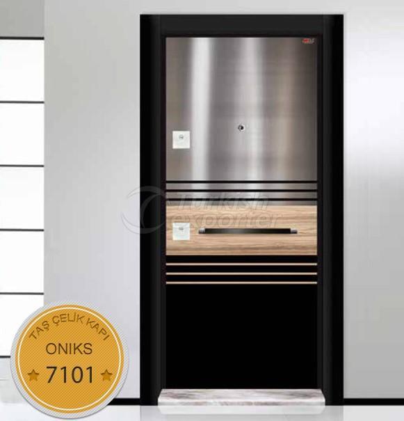 Çelik Kapı - Oniks 7101