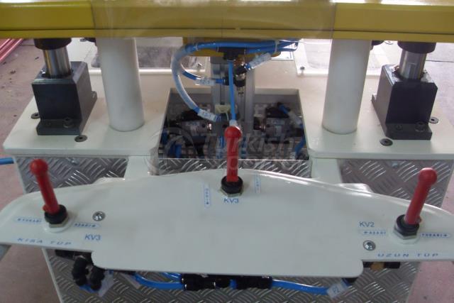 Equipamento de linha de montagem Tofas CNG