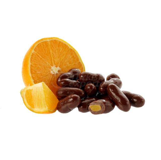 Chocolate Coated Orange