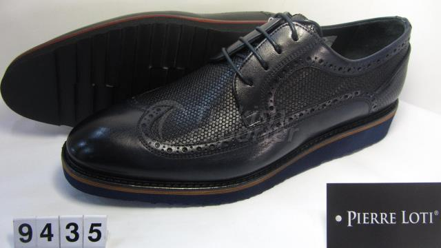 9435 Leather Shoes