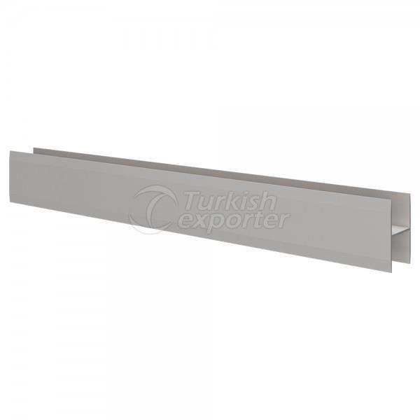 KP-104 Aluminium Connection Profile