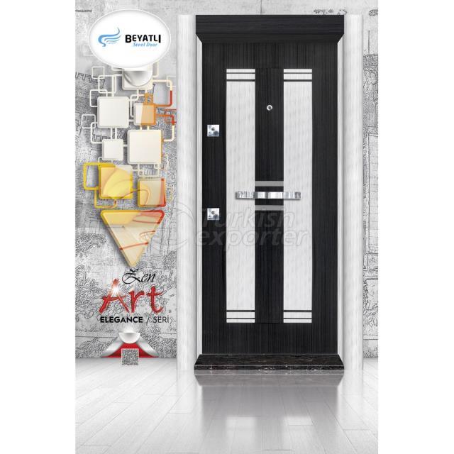 Çelik Kapı - ZA 103