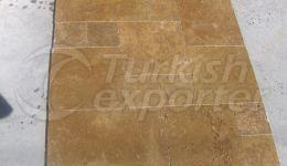 Tile -Travertine Noce - Tumbled