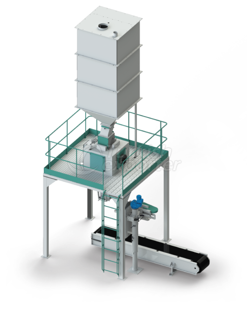 Single Pulses Bagging System