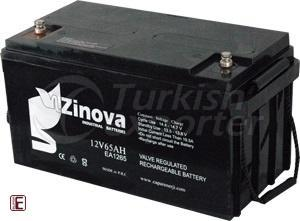 12V 65 Ah Dry Type Maintenance Free Battery